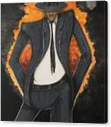 Dancer2 Canvas Print
