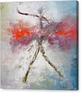 Danceuse De La Voie Lactee Canvas Print