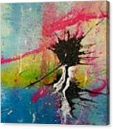 Dancing Anne Canvas Print