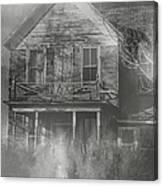 Dancing Ghosts II Canvas Print