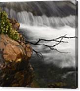 Dancing Waters 3 Canvas Print