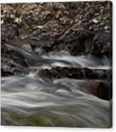 Dancing Waters 5 Canvas Print