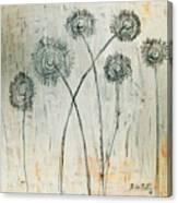 Dandies Canvas Print