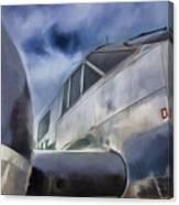 Danger IIi Canvas Print