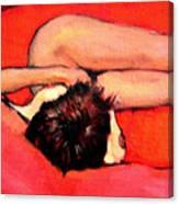 'danica' Canvas Print