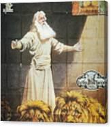Daniel: Film, 1913 Canvas Print