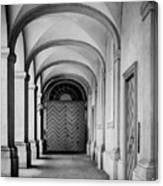 Danish Vault Canvas Print