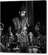 Danny Davis With Sun Ra Arkestra Canvas Print