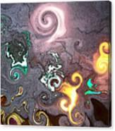Dantes Inferno Canvas Print