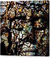 Daphne Consent Canvas Print