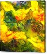 Dappled Things Canvas Print