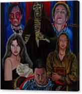 Dario Argento Inferno Canvas Print