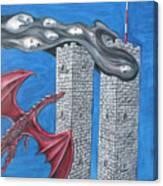 Dark Age 911 Canvas Print