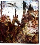 Dark Castles Canvas Print