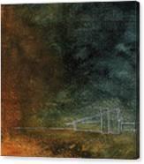 Dark Dark Alexander Canvas Print