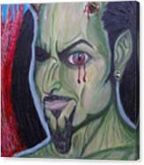 Dark Demon Canvas Print