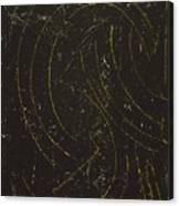 Dark Energy With Lighting Canvas Print