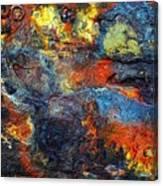 Dark Journey Canvas Print