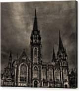 Dark Kingdom Canvas Print