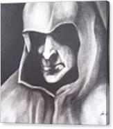 Dark Man Canvas Print