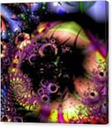 Dark Matter Revealed Canvas Print