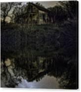Dark Reflection Canvas Print