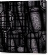Dark Shadows Canvas Print