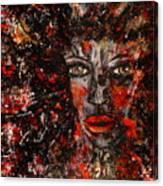 Dark Spirit Canvas Print