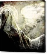Dark Veil Canvas Print