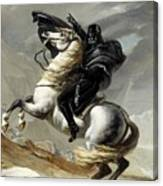 Darth Bonaparte Canvas Print