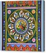 Dashavtar 2 Canvas Print