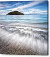 Dasia Island Canvas Print