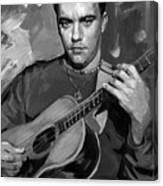 Dave Matthews Canvas Print