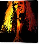Dave Mustaine Canvas Print
