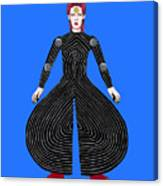 David Bowie - Moonage Daydream Canvas Print