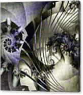 David's Lyre Canvas Print