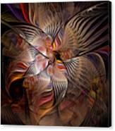 Davinci's Musings Canvas Print