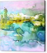 Dawn 02 Canvas Print