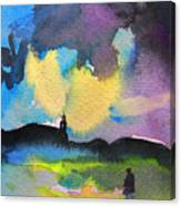 Dawn 05 Canvas Print