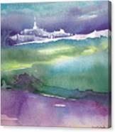 Dawn 14 Canvas Print