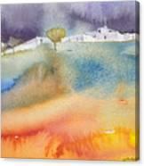 Dawn 15 Canvas Print