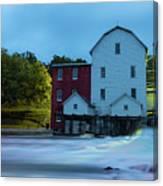 Dawn At Phelps Mill Canvas Print