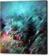 Dawn Of Creation Canvas Print