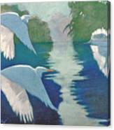 Dawn Patrol Canvas Print