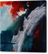 Daybreak At The Falls Canvas Print