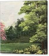 Daytime Color Canvas Print