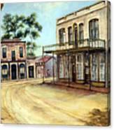 Dayton Nevada Canvas Print