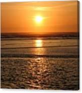 Dazzling Cannon Beach Canvas Print