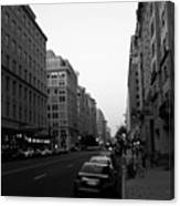 Dc Afternoons Canvas Print