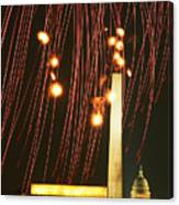 Dc Fireworks Canvas Print